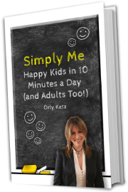 Happy Kids in 10 Minutes a Day <br />(and Adults Too)